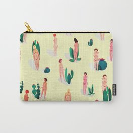 girls on the desert Carry-All Pouch