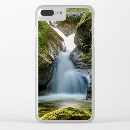 Uricanal Clear iPhone Case