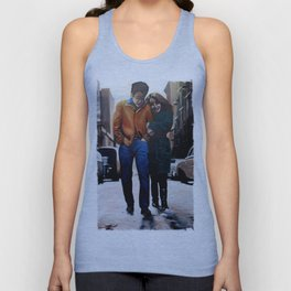 THE FREEWHEELIN' BOB DYLAN Unisex Tank Top
