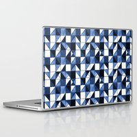 blues Laptop & iPad Skins featuring Blues by Jozi
