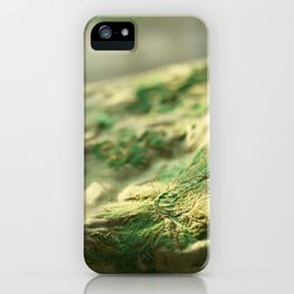 touch.texture iPhone Case