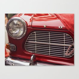 Unveiling a Classic Canvas Print