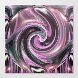 Mushroom Twisted v.2 Canvas Print