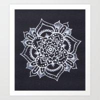 Art Print featuring Love by loveluthien