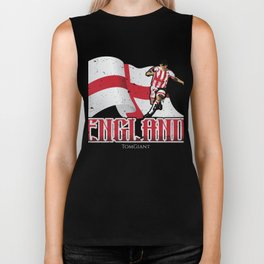 Football Worldcup England English Soccer Team Sports Footballer Rugby Gift Biker Tank