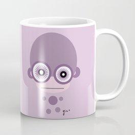 Amazed Jiggin Monkey Coffee Mug