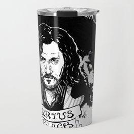 Sirius Black: Padfoot Travel Mug