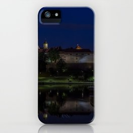 Castle on the Hill. iPhone Case