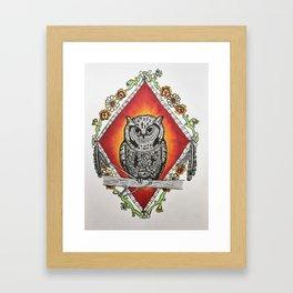 07 Framed Art Print