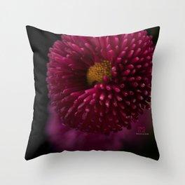 Bellis-sima 1 Throw Pillow