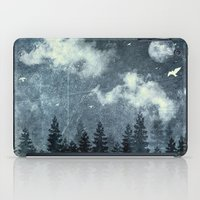cloud iPad Cases featuring The cloud stealers by HappyMelvin