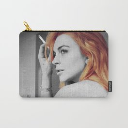 Lindsay Lohan Carry-All Pouch