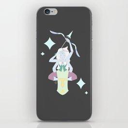 Believe In Opal iPhone Skin
