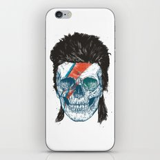 Eye of the singer iPhone & iPod Skin