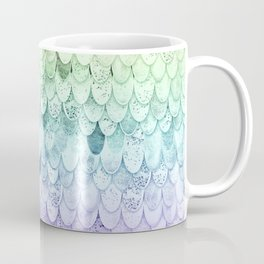 MAGIC MERMAID - PASTEL RAINBOW Coffee Mug