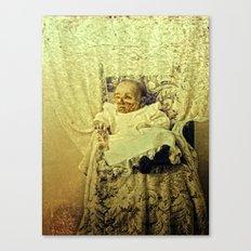 Zombie Baby  Canvas Print