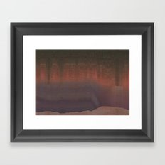 Untitled 20141118a (The Explorers) Framed Art Print