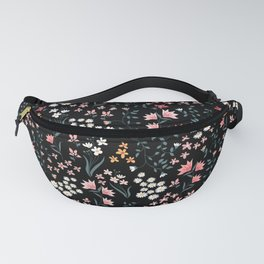 Ditsy Floral Theme Fanny Pack