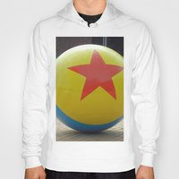 toy story Hoodies featuring Toy Story Ball by Jillian