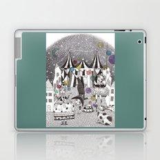 Night Carnival Laptop & iPad Skin