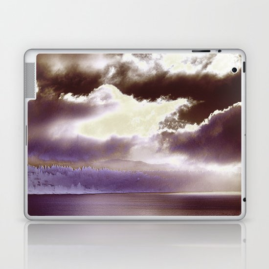 Sky Ring Laptop & iPad Skin