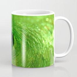 258 - Bottle neck glass design Coffee Mug