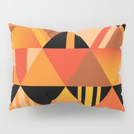 pumpkin Pillow Sham