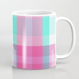 Summer Plaid 9 Coffee Mug