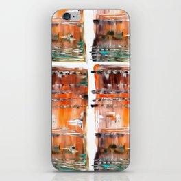 Autumn Cross iPhone Skin