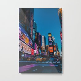 New York City Metal Print