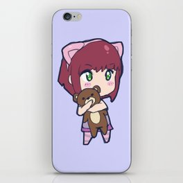 Cute Annie design iPhone Skin