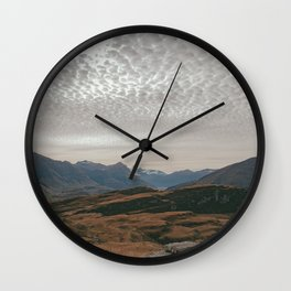Landscapes of the Mind Wall Clock