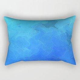 Glow with the Flow Rectangular Pillow