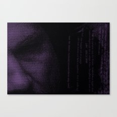 Hovedfokus Canvas Print