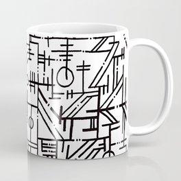 CHIA Map Closeup Coffee Mug