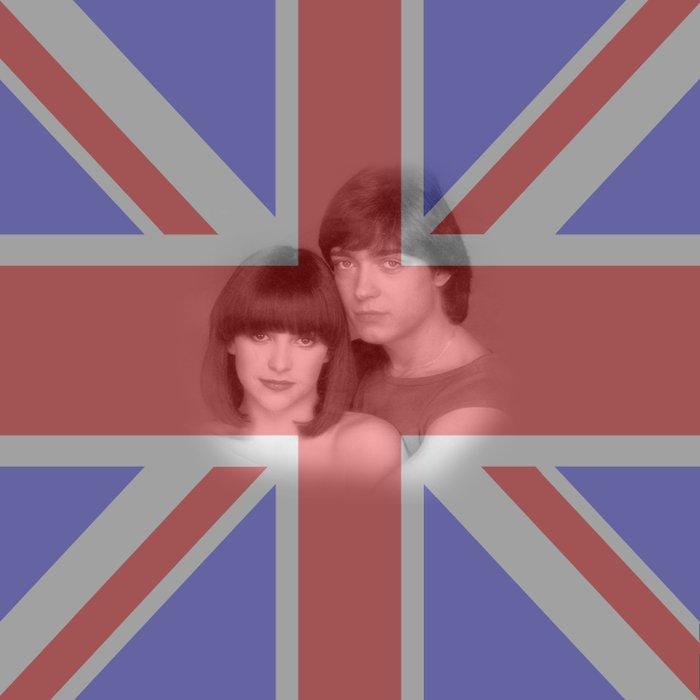 ESC United Kingdom 1982 Duvet Cover
