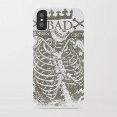 Bad Bones Crew iPhone X Slim Case