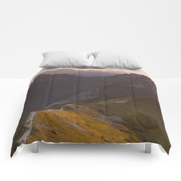 Before sunset - Landscape and Nature Photography Comforters