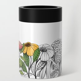 First summer blooms Can Cooler