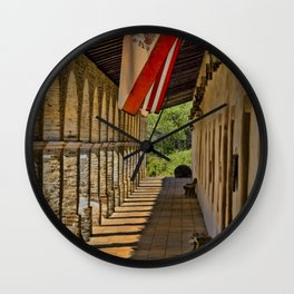 Old Mission Wall Clock