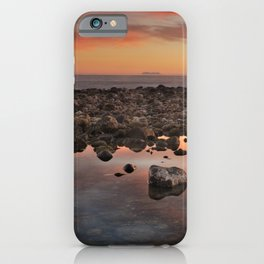 Gibraltar, Africa and Spain in one photo iPhone Case