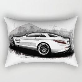 Mercedes-Benz SLR McLaren 722 Rectangular Pillow