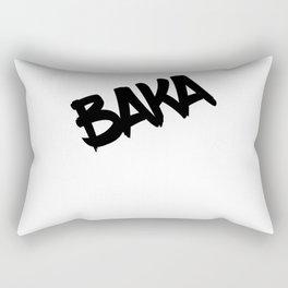 Funny Anime Baka Rectangular Pillow