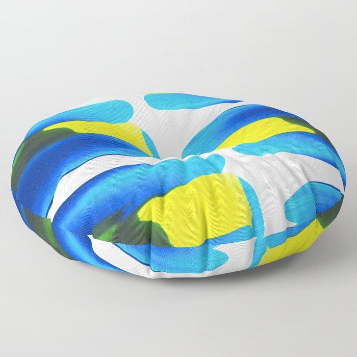 Summer Winds Floor Pillow