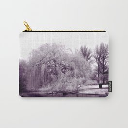 Ghost Tree Carry-All Pouch