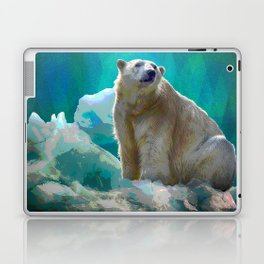 Polar Bear Laptop & iPad Skin