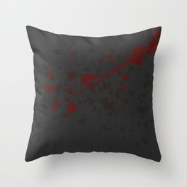 Questionable Paint Choice Throw Pillow