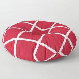 King Crimson Floor Pillow