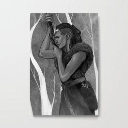 young pride Metal Print