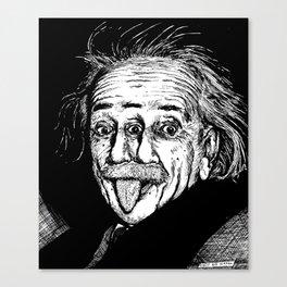 Smart Guy Canvas Print